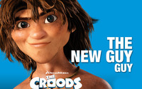 Guy - The Croods [3] wallpaper 1920x1080 jpg