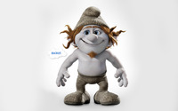 Hackus - The Smurfs 2 [2] wallpaper 1920x1200 jpg