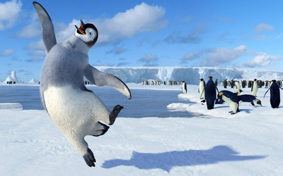 Happy Feet [2] wallpaper