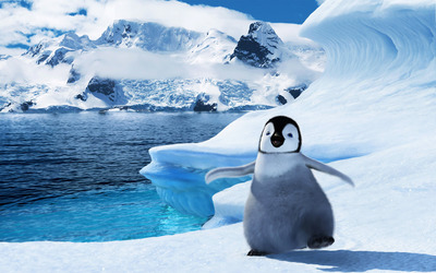 Happy Feet Two [3] wallpaper