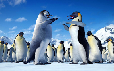 Happy Feet Two [6] wallpaper