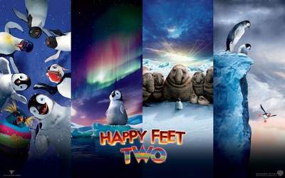 Happy Feet Two [8] wallpaper