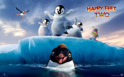 Happy Feet Two [4] wallpaper