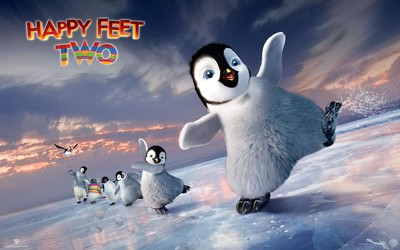 Happy Feet Two [2] wallpaper