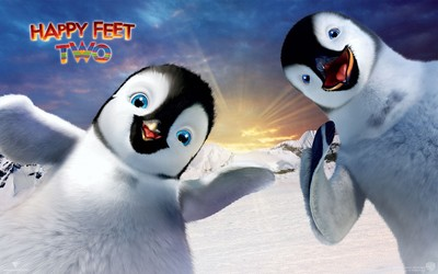 Happy Feet Two [5] wallpaper