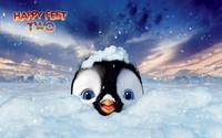 Happy Feet Two wallpaper 1920x1200 jpg