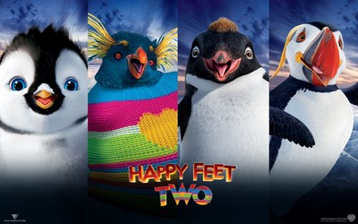 Happy Feet Two [7] wallpaper