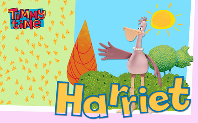 Harriet - Timmy Time wallpaper