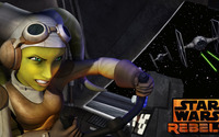 Hera - Star Wars Rebels wallpaper 2560x1440 jpg