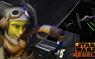 Hera - Star Wars Rebels wallpaper