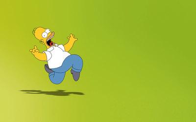 Homer [4] wallpaper
