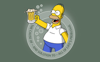 Homer wallpaper 1920x1200 jpg