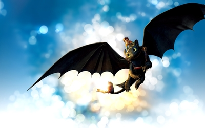 How to Train Your Dragon [3] wallpaper