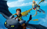How to Train Your Dragon [2] wallpaper 2560x1600 jpg