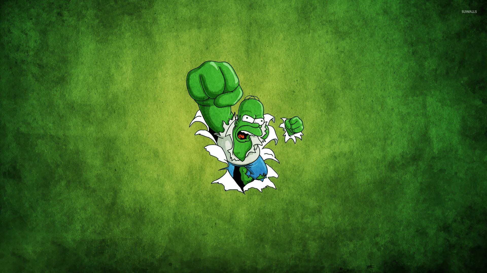 Hulk homer wallpaper cartoon wallpapers 16835 hulk homer wallpaper voltagebd Choice Image
