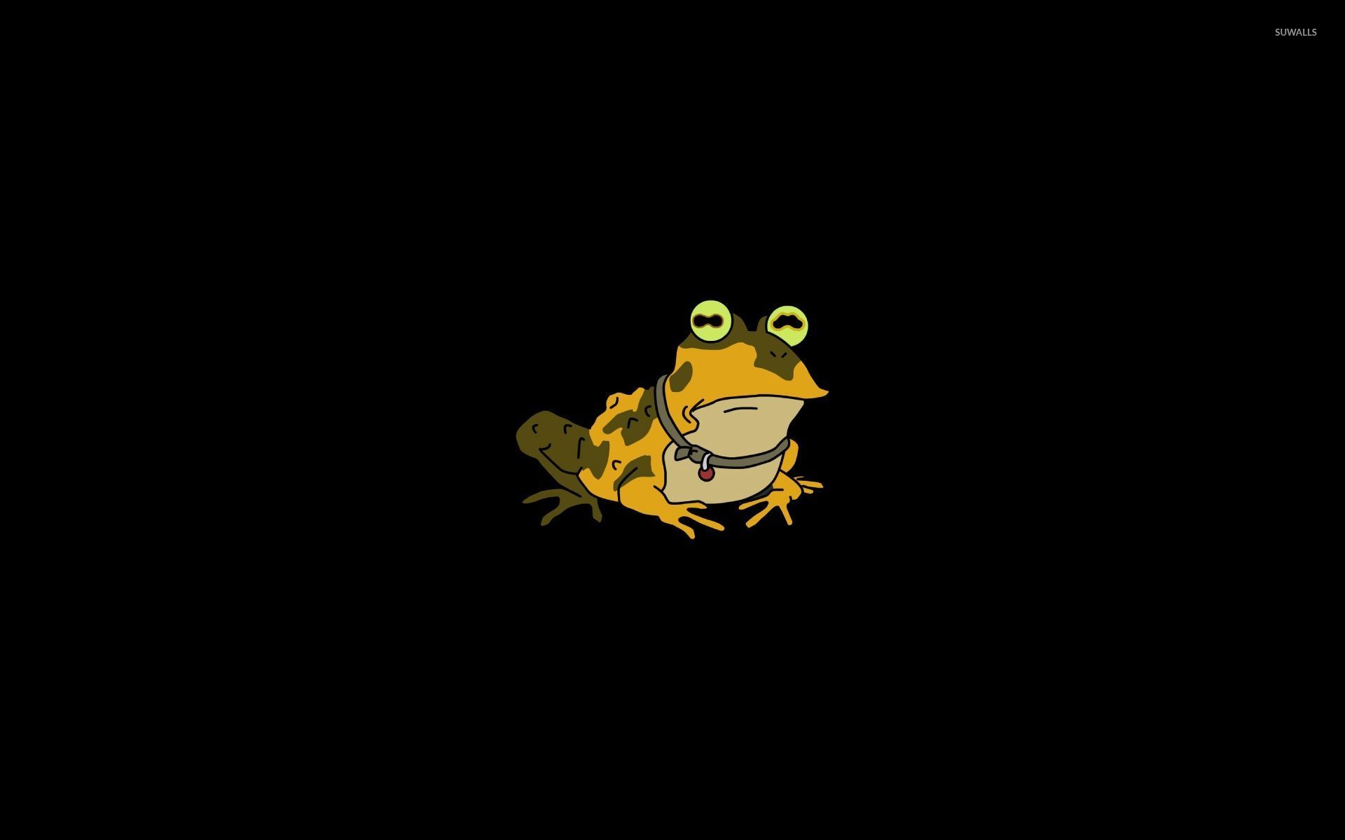 Hypnotoad - Futurama wallpaper