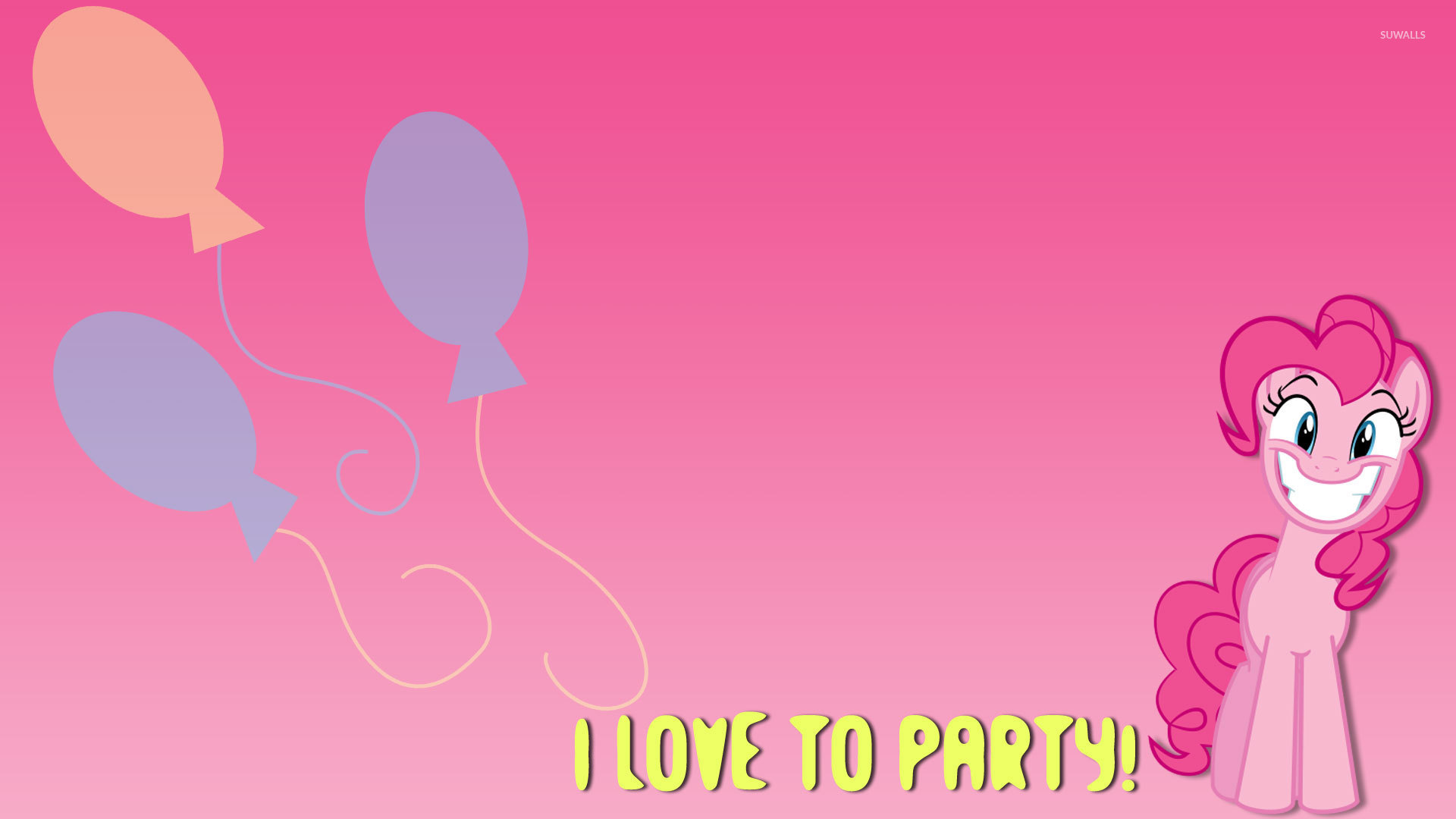 my little pony birthday wallpaper - photo #16