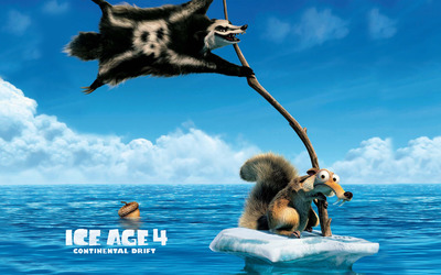 Ice Age: Continental Drift [3] wallpaper
