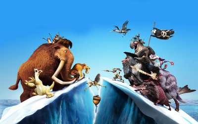 Ice Age: Continental Drift [2] wallpaper