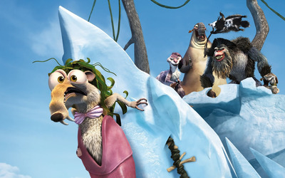 Ice Age: Continental Drift [4] wallpaper