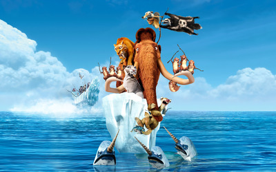 Ice Age: Continental Drift wallpaper