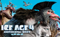 Ice Age: Continental Drift [6] wallpaper 1920x1200 jpg