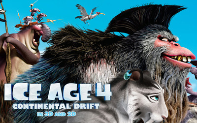 Ice Age: Continental Drift [6] wallpaper