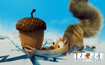 Ice Age: Continental Drift [5] wallpaper