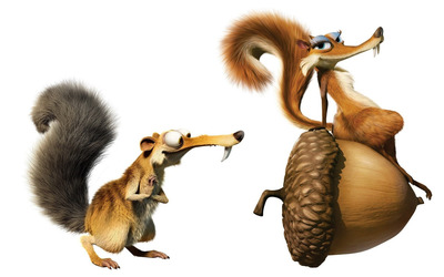 Ice Age: Dawn of the Dinosaurs wallpaper