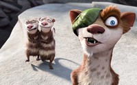 Ice Age: The Meltdown wallpaper 2560x1600 jpg