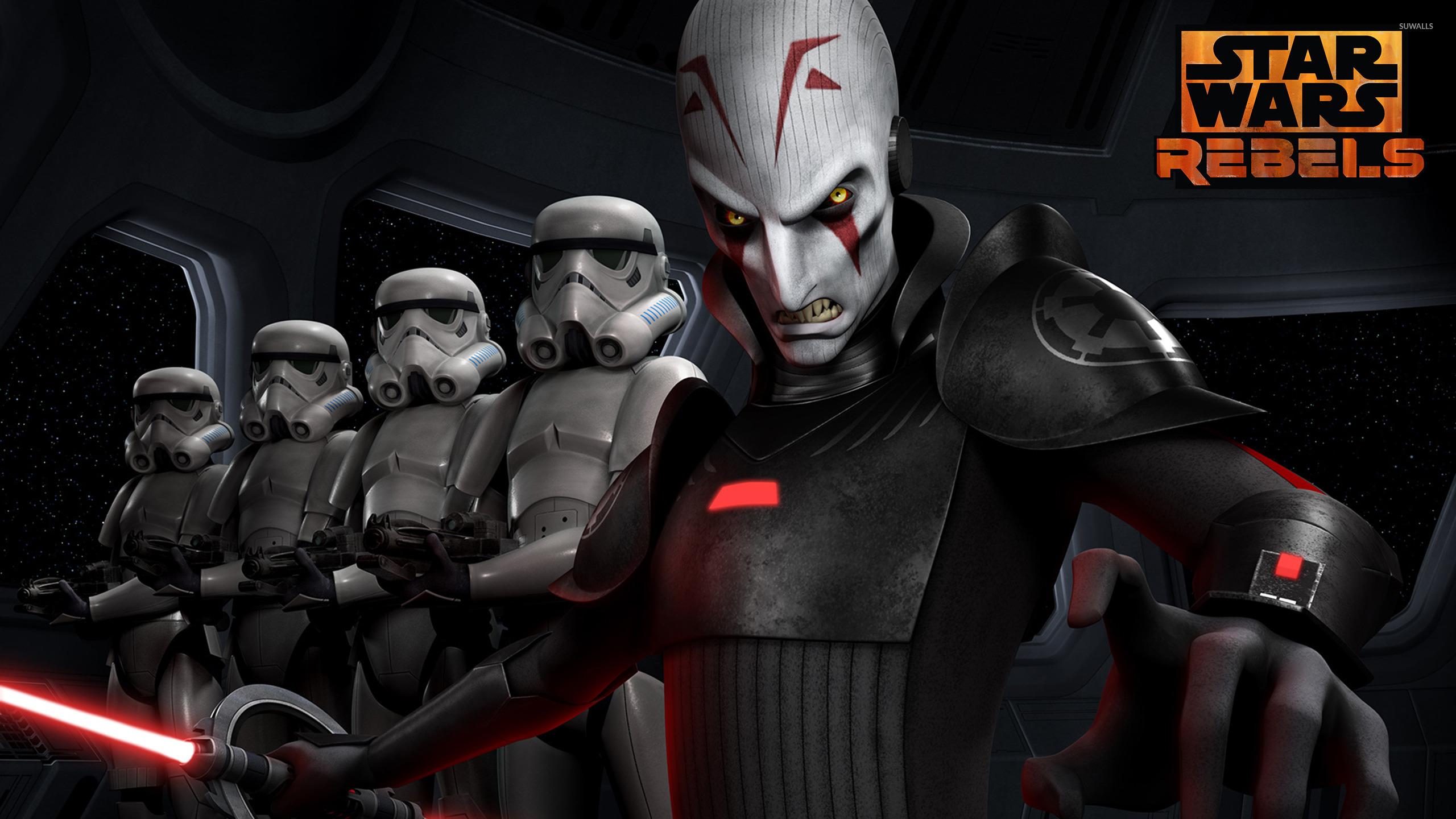 Kanan Star Wars Rebels Wallpaper Cartoon Wallpapers 31791