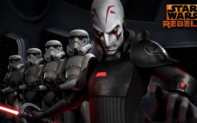 Inquisitor -Star Wars Rebels wallpaper