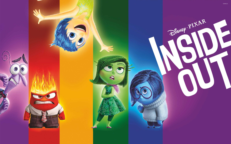 Inside Out cartoon characters wallpaper - Cartoon wallpapers - #49033