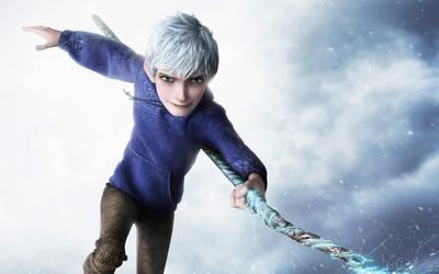 Jack Frost - Rise of the Guardians wallpaper