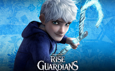 Jack Frost - Rise of the Guardians [2] wallpaper