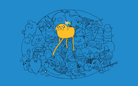 Jake - Adventure Time wallpaper 1920x1200 jpg