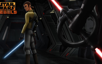 Kanan - Star Wars Rebels wallpaper