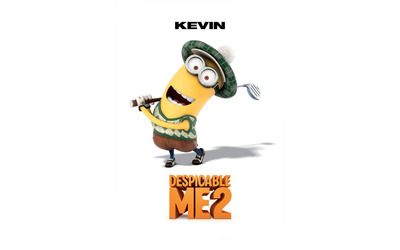 Kevin - Despicable Me 2 wallpaper