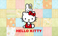 Kitty White and My Melody - Hello Kitty [2] wallpaper 1920x1200 jpg