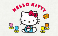 Kitty White - Hello Kitty [2] wallpaper 1920x1200 jpg