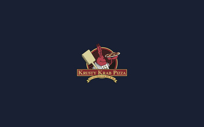 Krusty Krab Pizza - SpongeBob SquarePants wallpaper