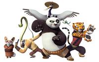 Kung Fu Panda wallpaper 2560x1600 jpg