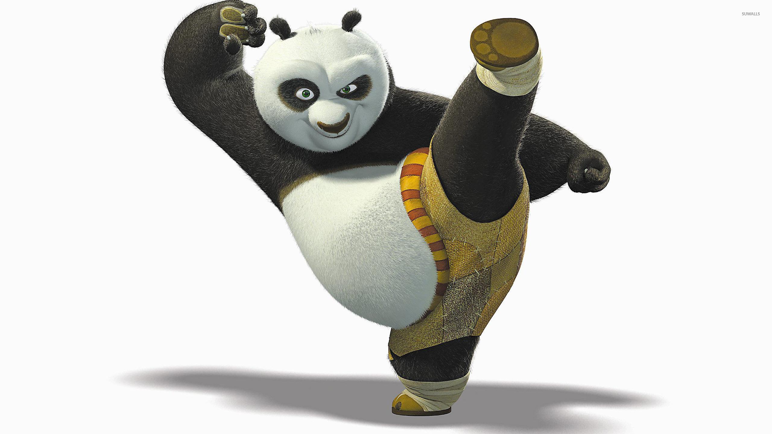Kung Fu Panda [2] wallpaper - Cartoon wallpapers - #4032