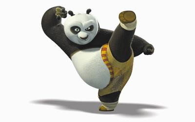 Kung Fu Panda [2] wallpaper