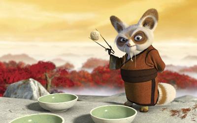 Kung Fu Panda [3] wallpaper