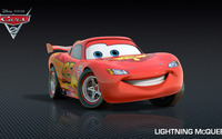 Lightning McQueen - Cars 2 wallpaper 1920x1080 jpg