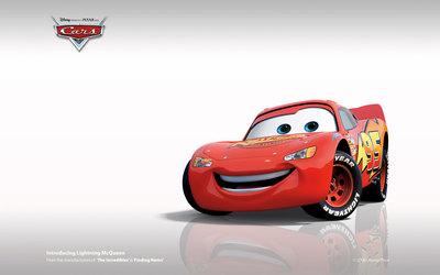 Lightning McQueen - Cars wallpaper