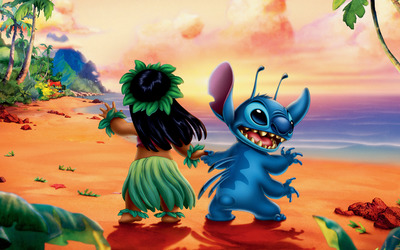 Lilo & Stitch wallpaper