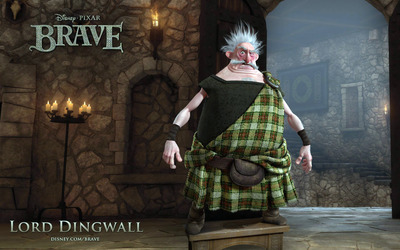 Lord Dingwall - Brave wallpaper