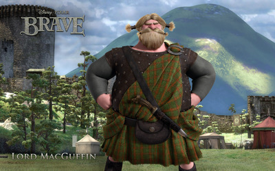 Lord MacGuffin - Brave wallpaper